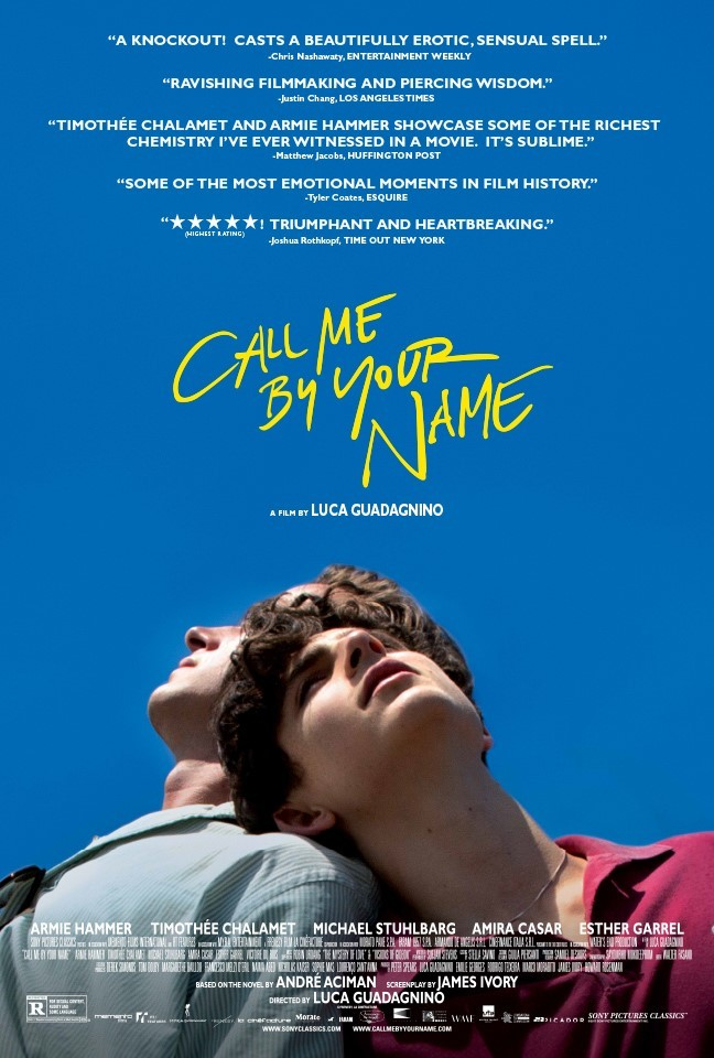 [Critique] Call Me By Your Name : un résultat en demi-teinte