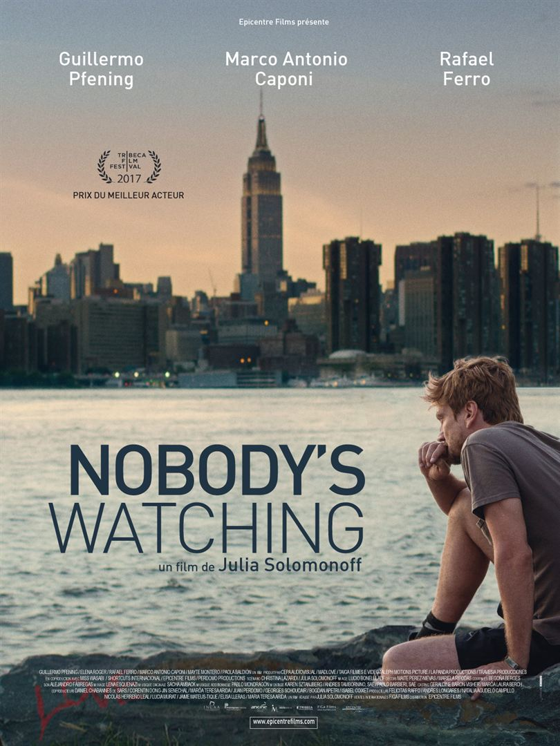 [Critique] Nobody's watching : un beau récit d'errance