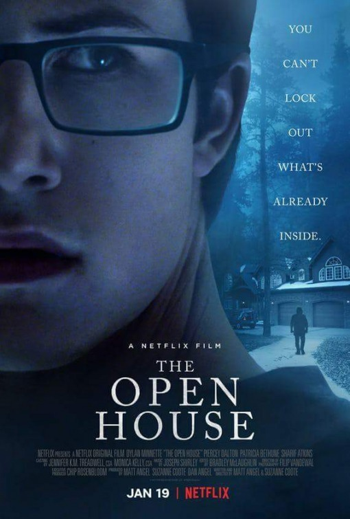 The Open House Affiche