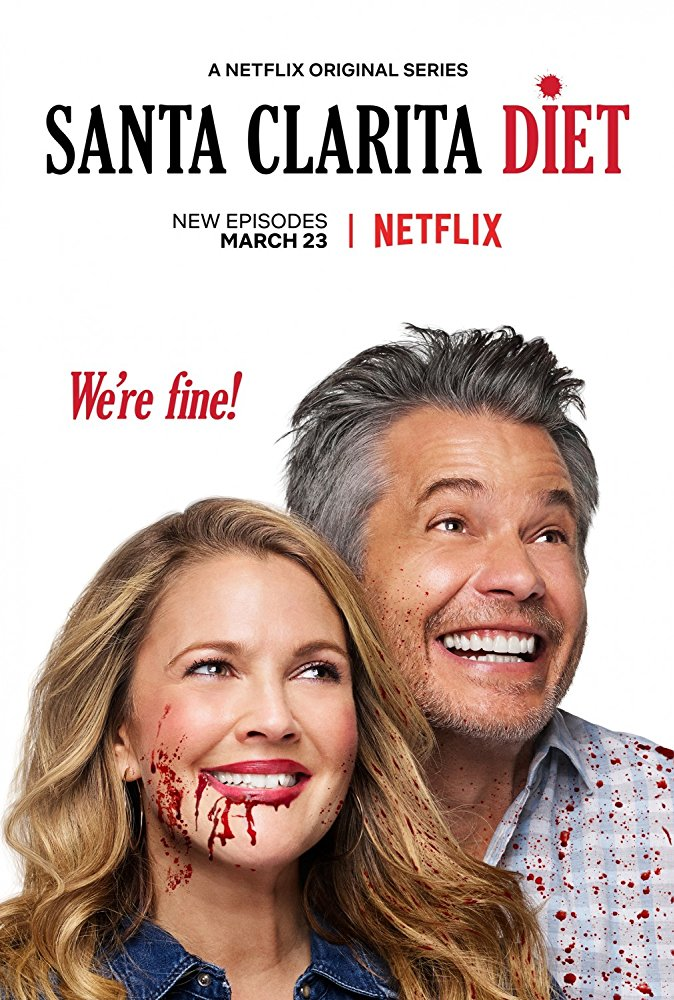 [Critique] Santa Clarita Diet : une comédie zombiesque addictive et attachante