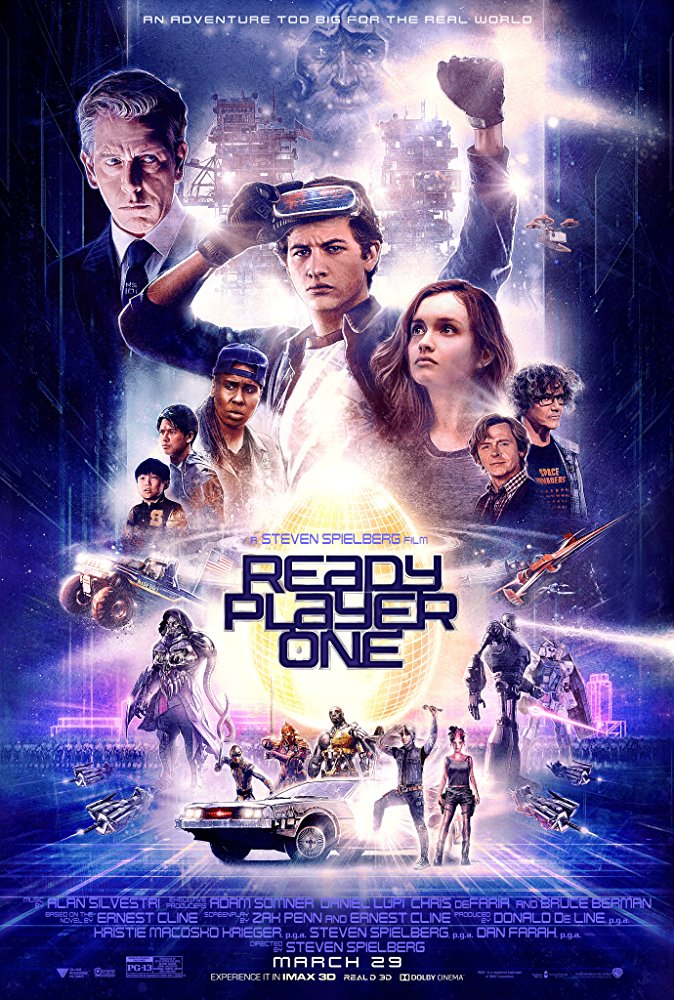 [Critique] Ready Player One : un nouveau Spielberg impressionnant !