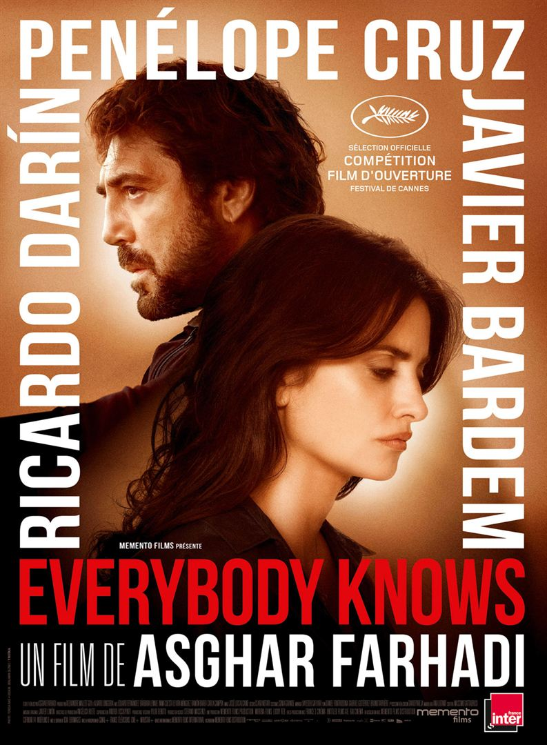 [Critique] Everybody knows : un Farhadi peu inspiré