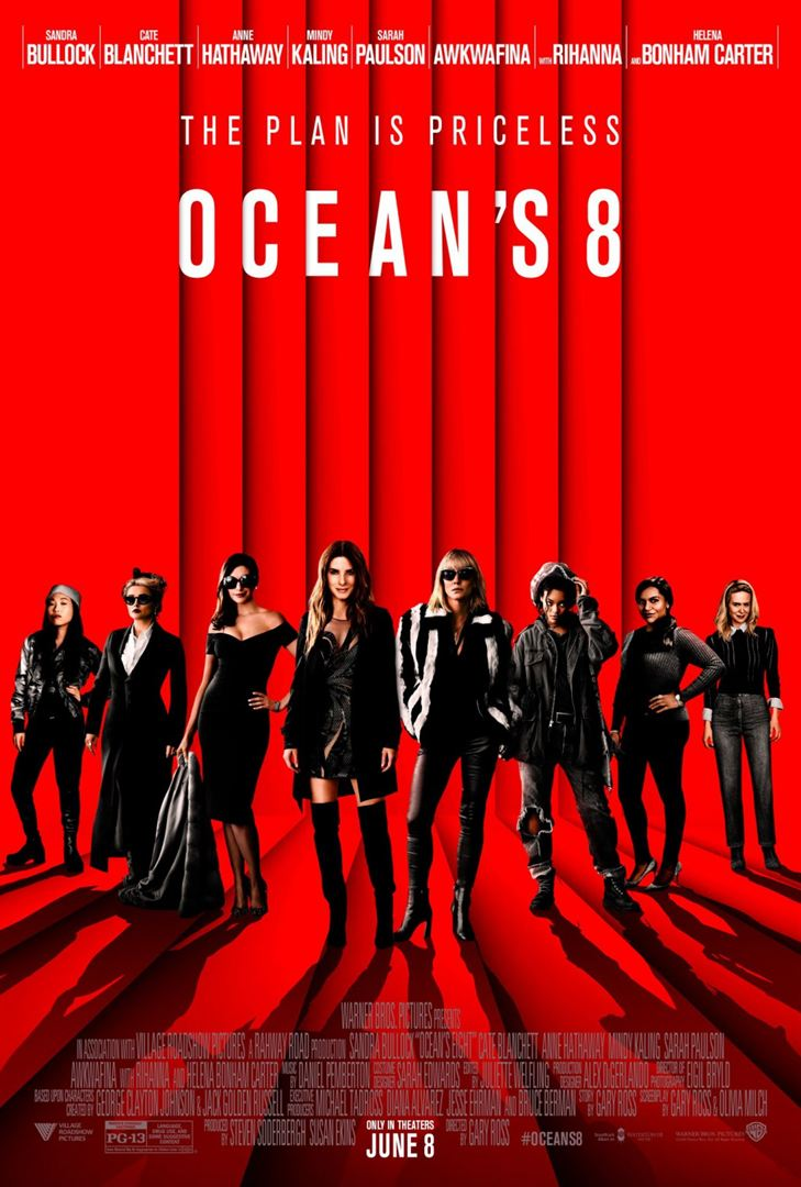 Ocean's 8 : bande-annonce (VOSTFR)
