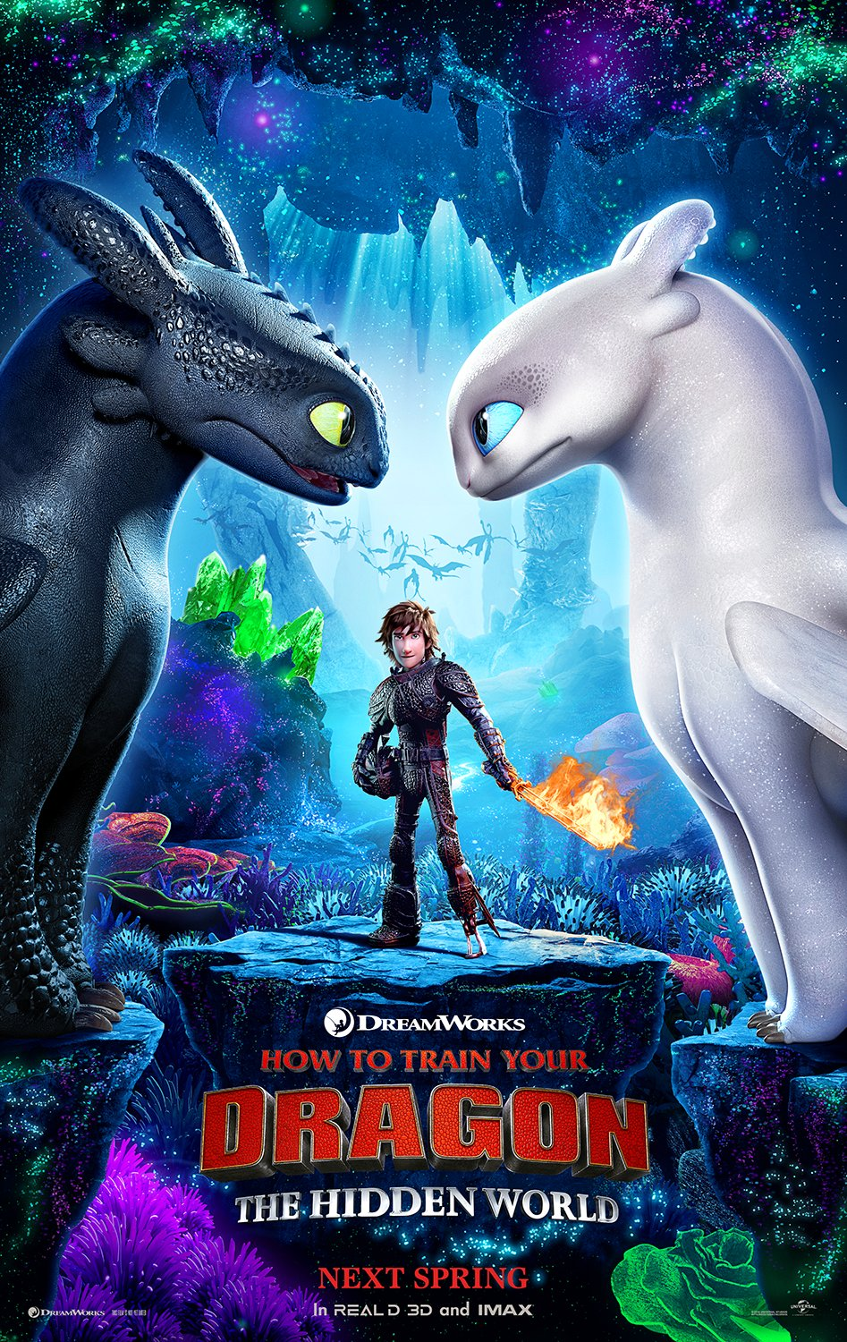 Dragons 3 : bande-annonce