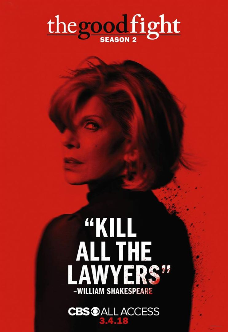 [Critique] The Good Fight : une saison 2 explosive !