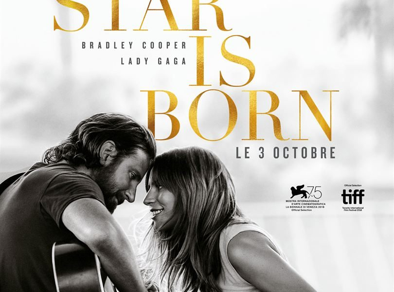 [Critique] A Star Is Born : Lady Gaga et Bradley Cooper au sommet