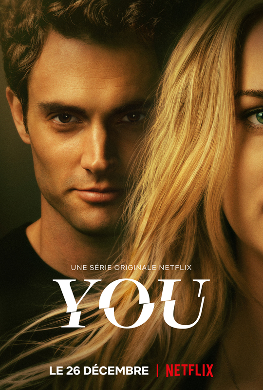[Critique] You (Netflix) : cinquantes nuances de Jo